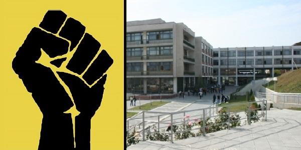 Студенти блокирани в Югозападния университет