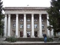Строителство вече и в Русенския университет