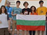 Златните момчета на българската информатика отново с призови места